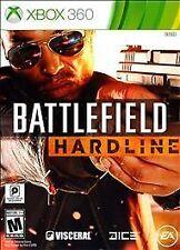 Battlefield Hardline - Xbox 360 VideoGames