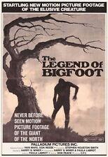 64857 LEGEND OF BIGFOOT Wall Print Poster CA