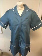 Turquoise Ladies Tunics Nurse , Vets , Care Assistant , Uniforms