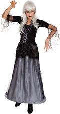 Orl - Gothic Damen Kostüm Vampirin Hexe zu Halloween
