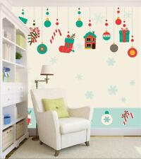 3D Christmas Elements 63 Wallpaper Murals Wall Print Wallpaper Mural AJ WALL US