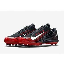 Nike Lunar Vapor Pro Metal Men's Baseball Cleats Style 683895-016 MSRP $110