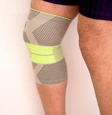 Knee Support Compression Sleeve Provides Support & Stabilisation For Knee
