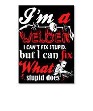 Must-have I Am A Welder Sticker - Portrait Sticker - Portrait