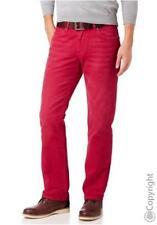 John Devin Pantalones Vaqueros Hombre Coloured Denim Nuevo Ajuste Recto W30-W36