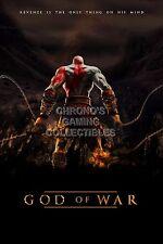 RGC Huge Poster - God of War Ascension Kratos II III PS4 PS3 PSP Vita - GOW001