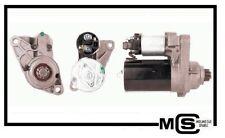 New OE spec Starter Motor for Vw Lupo 1.6 00-02 & New Beetle 1.4 01-02