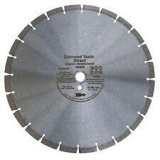 Disco de Corte de Diamante 400mm Diamante 12mm Hormigón