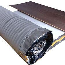 25 m² / ALU-PLUS-PE Schaum Trittschalldämmung 2 u. 3 mm, mit Selbsklebestreifen