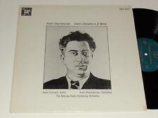 ARAM KHACHATURIAN M- Violin Concerto in D Minor David Oistrakh MHS 4340 Moscow