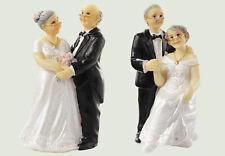 Brautpaar Goldpaar Tortenaufsatz Deko Diamant Gnaden Hochzeit Hochzeitstorte