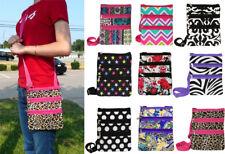 Women's Fashion Print Messenger Cross-body Bag Purse Hipster Shoulder Bag
