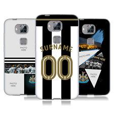 Custom PERSONALIZZATA NUFC 2016/17 personalizzato Soft Gel Custodia per Telefoni HUAWEI 2