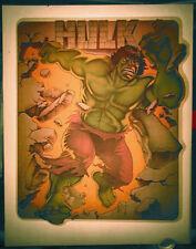 70s VTG Jack Kirby Hulk DC Marvel comics Avengers Civil War Thor t-shirt iron-on