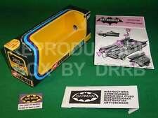 CORGI #267 BATMOBILE (tipo 2nd) - riproduzione Box da drrb