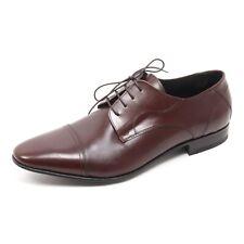 B5751 scarpa classica uomo TAURUS SMOG scarpe marrone shoe man