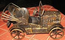 Modellino Artigianale Auto D'epoca In Metallo