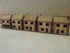 10 mm CASE pietra, con o Windows, pendraken e Modellino Ferroviario edifici Wargames