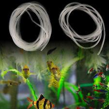 1/5/10m Clear Aquarium Silicone Tube Air Pump Oxygen Tubing For Fish Tank4/6mm~#