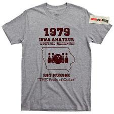Roy Munson Kingpin PBA bowling lanes pins ball bowler Reno Nevada AMF T Shirt