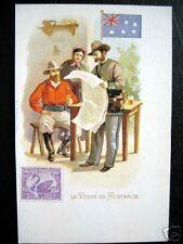 AUSTRALIA~ LA POSTE EN AUSTRALIE~Post Office~Stamp