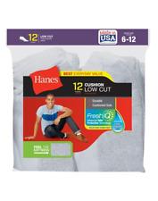 Men's Low Cut Socks 12-Pack