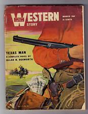 STREET AND SMITH'S WESTERN STORY (3/1948) WALT COBURN