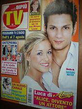 Dipiù Tv.ALICE BELLAGAMBA & LUCA NAPOLITANO, MIRIAM LEONE,mmm