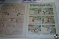 CORRIERE DEI PICCOLI 1910 N 48 con sovracoperta