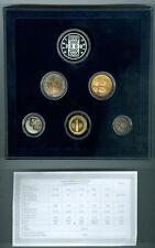 Finnland  Markka-Kursmünzensatz 2000 PP  Millenniumssatz Nur 3.000 Stück!