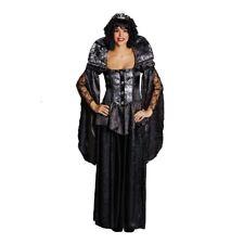 Rub - Dunkle Königin Damen Kostüm Vampirin zu Halloween