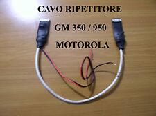 CAVO INTERFACCIA COR PER PONTE RIPETITORE GM 350 e/o GM 950 MOTOROLA