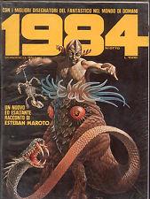 *** 1984 -  N. 8  TUTTO A COLORI - ALL'INTERNO UN RACCONTO DI ESTEBAN MAROTO***
