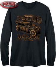 Genuine Junkyard Garage Long Sleeve T-Shirt M-3XL Rusty Rat Rod Auto Salvage