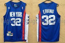 NWT Julius Erving 32 NBA New York Nets Swingman Jersey Throwback c5fee56fa