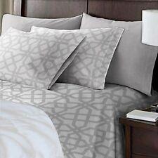 GARDEN TRELLIS LATTICE HOTEL QUALITY DEEP POCKET SUPER SOFT BED SHEETS SHEET SET