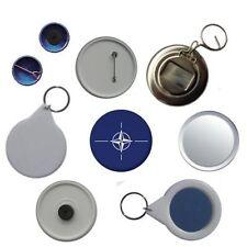 NATO Flag Pin Button Badge Magnet Keyring Bottle Opener Mirror
