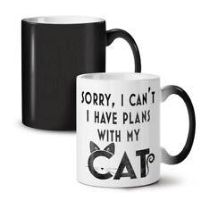 Have Plans NEW Colour Changing Tea Coffee Mug 11 oz | Wellcoda