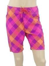O'NEILL boardshort maillot de bain Fabienne CHECK ROSE / lilas laçage