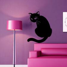 Wandtattoo Katze Cat Kater Tier süß  sweet +121+