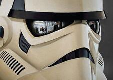146157 Star Wars Storm Trooper Helmet Wall Poster Print UK