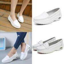 d861b16d Women Slip-on Shoes Air Doctor Cushion Chic New Flexible Anti-slip Nurse Sz