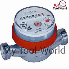 compteur d'eau du logement Eau chaude (1,5m³/h-2,5m³/h) calibré