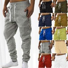 Hombres Sweatpants deportivos pantalones Culturismo Fitness Sport Fit & Home