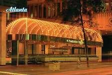 Peachtree Center, Canopy Entrance, Atlanta, Georgia, Gallery of Shops - Postcard