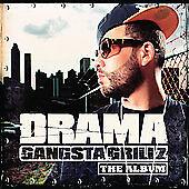 CD DRAMA GANGSTA GRILLZ THE ALBUM EXPLICIT RAP NR MINT! LIL JON/WAYNE YOUNG BUCK