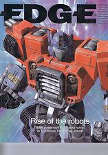 MICHEL ANCEL / ATARI / TRANSFORMERS ARMADAEdge Magazineno.131Christmas2003