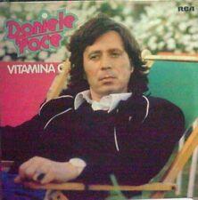 PACE DANIELE SQUALLOR VITAMINA C LP 1979
