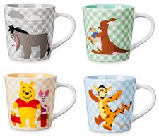 Disney Store Winnie the Pooh Eeyore Tigger Piglet Kanga Roo Coffee Mug 2018 New