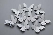 16 Set 3D Schmetterlinge Glanz Wanddeko